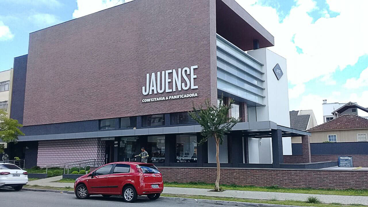 Confeitaria Jauense - Curitiba/PR