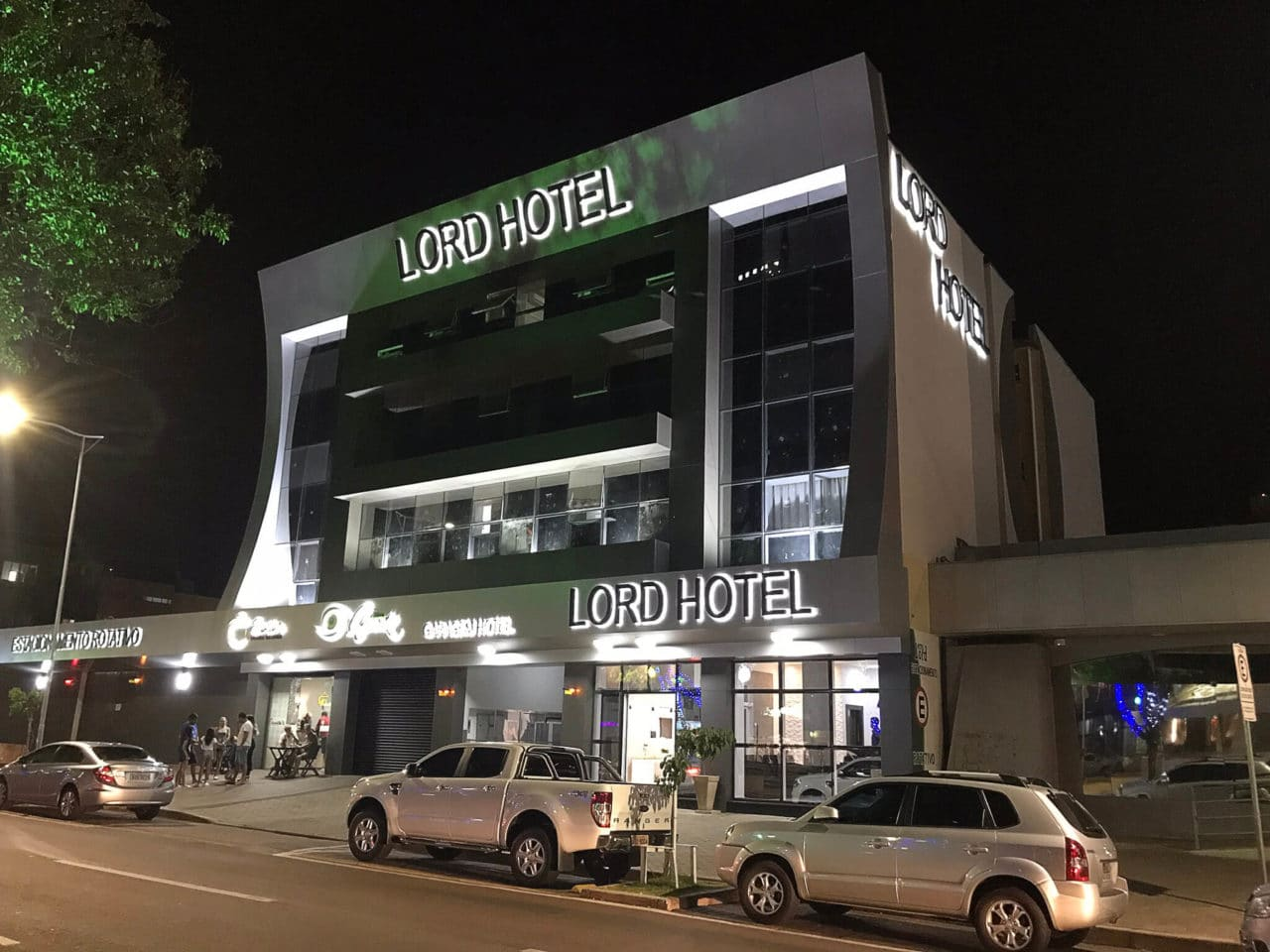 Lord Hotel - Cascavel/PR