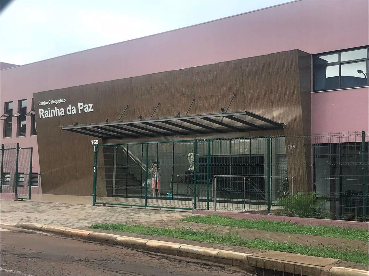 Centro Catequético Rainha da Paz - Cascavel/PR
