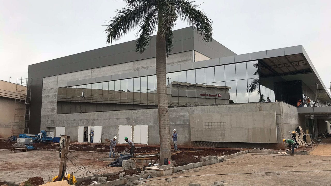 Centro de Eventos - Maringá/PR